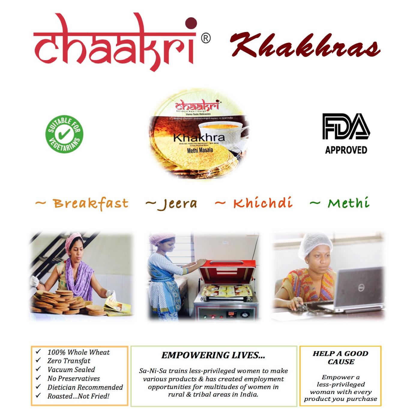 Chaakri Khakhras